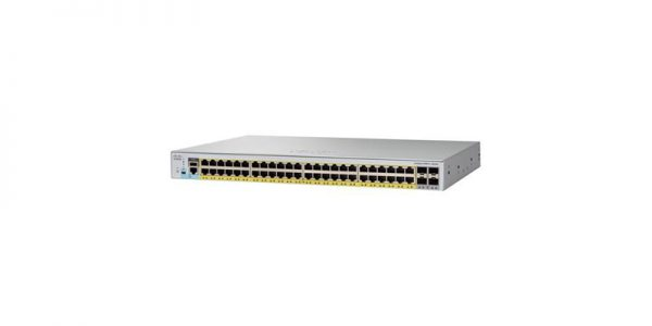Cisco Catalyst WS-C2960L-48PS-LL Ethernet Switch