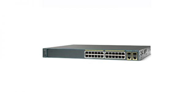 Cisco Catalyst 2960 24PC-S Ethernet Switch - Manageable