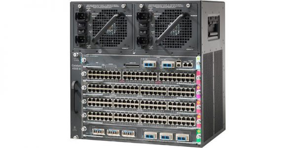 Cisco Catalyst WS-C4507R+E Switch Chassis