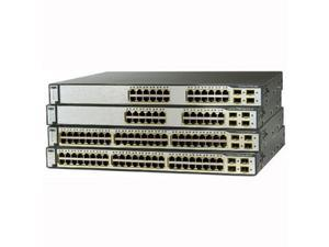 Cisco Catalyst 3750-E Series WS-C3750E-48PD-SF Switch
