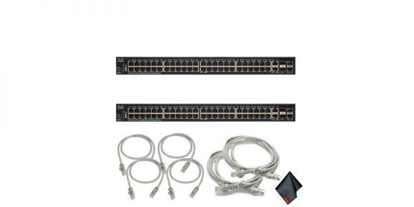 Cisco SG350X-48MP-K9-NA