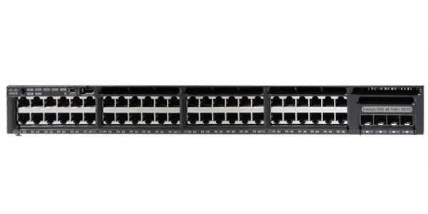 Cisco Catalyst 3650 Managed Ethernet Switch (1U)