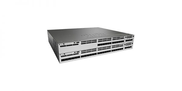 Cisco Catalyst WS-C3850-24S-S Layer 3 Switch