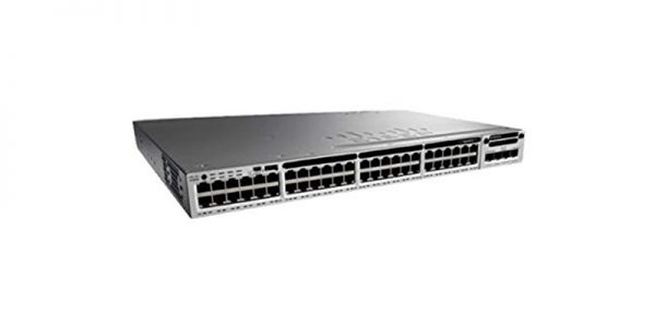 Cisco WS-C3850-48P-S + (1)