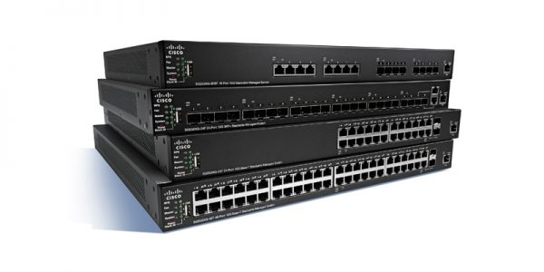 Cisco SG350X 24P 24P POE STKABL SWIT