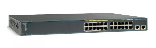 Cisco Catalyst 2960X-24TS-L Managed Ethernet Switch