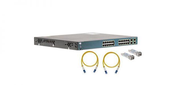 Cisco WS-C3560G-24TS-S