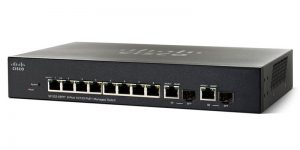 SF352-08MP 8-port 10/100 POE M