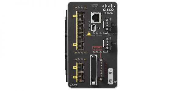 Cisco IE-2000-8TC-G-L Managed Ethernet Switch