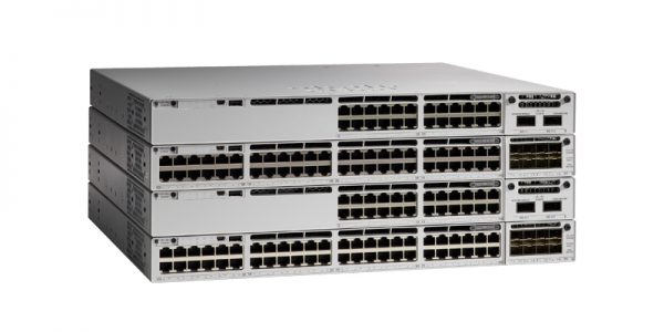 Cisco Catalyst C9300-48UXM-E Ethernet Switch