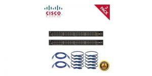 Cisco SG550X-48P-K9-NA 48-Port Gigabit Managed Switch