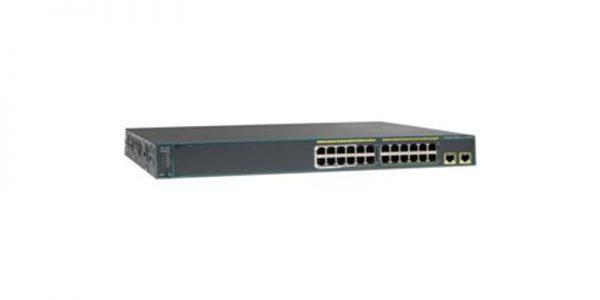 Cisco Catalyst 2960X-24PD-L Ethernet Switch