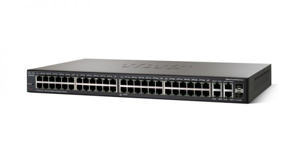 Cisco SG300 52-port Gigabit Managed Switch
