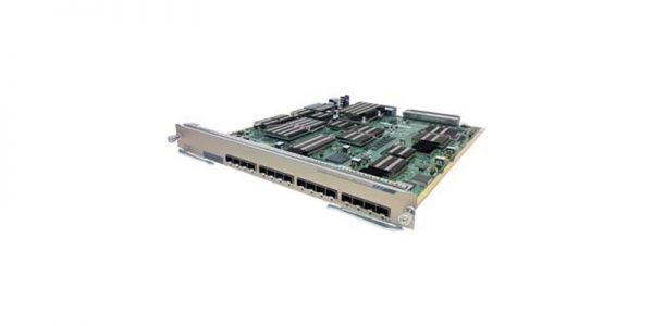 Catalyst 6800 32 port 10GE with integrated dual DFC4