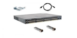 Cisco Switch WS-C2960X-48FPD-L