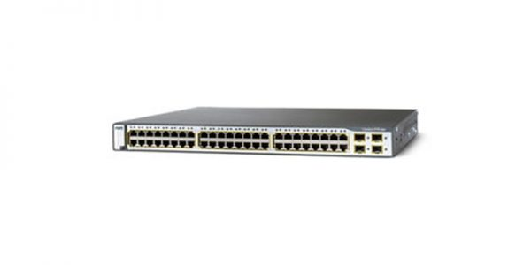 Cisco Catalyst 3750 Series POE Gigabit Switch