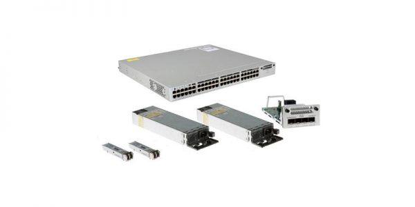 Cisco WS-C3850-24XS-S +