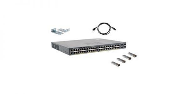 Cisco Switch WS-C2960X-48LPS-L