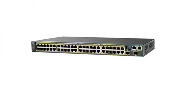 Cisco Catalyst 2960X-48FPD-L Managed Ethernet Switch